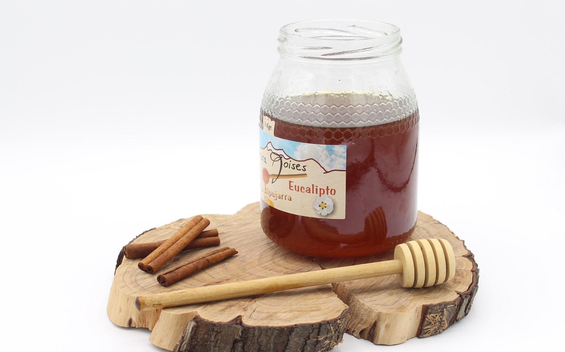 miel con canela