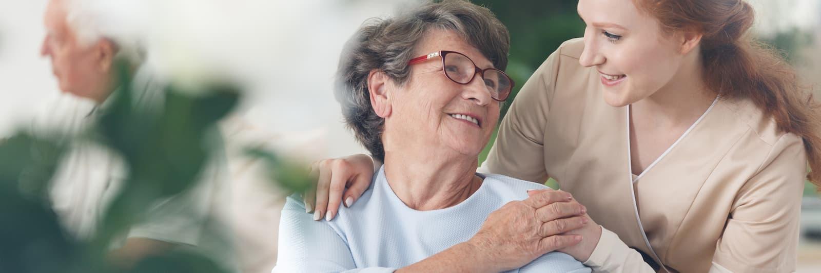 cuidado de ancianos con estreñimiento