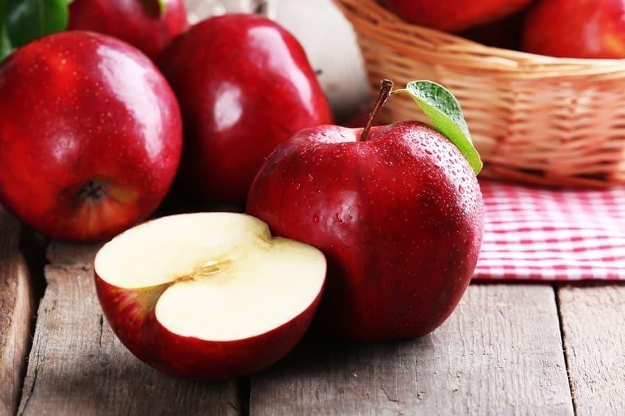 manzana estrenimiento