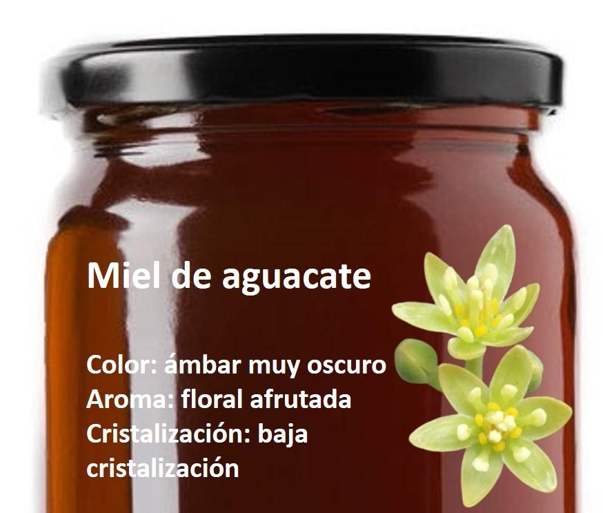miel de aguacate