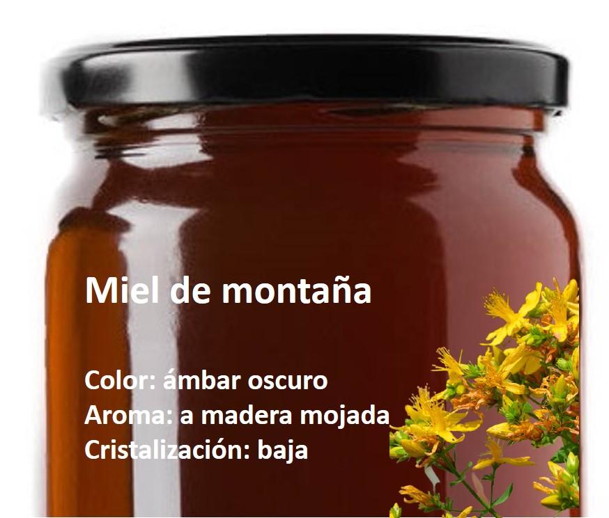 miel de montana