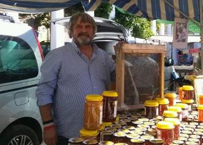 productor de miel la Almijara